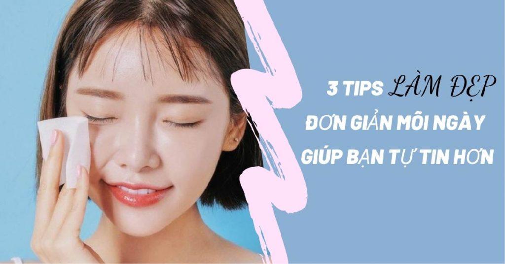 nuoc-ep- 3 Tips Làm Đẹp Đơn Giản Mỗi Ngày Giúp Bạn Tự Tin Hơn