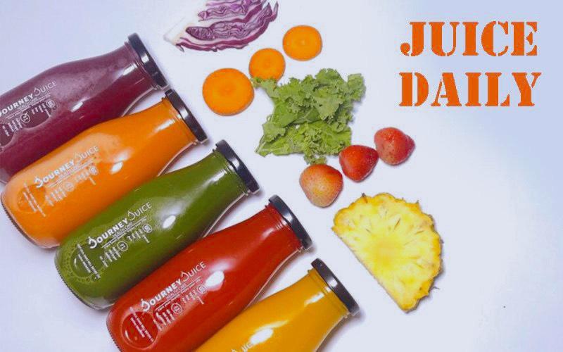 nuoc-ep- Liệu Trình Juice Daily Detox Thải Độc, Khỏe Dáng Đẹp Da